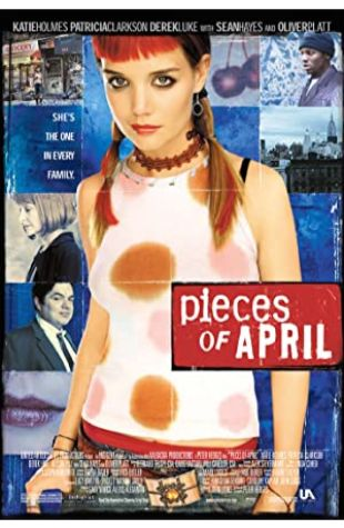 Pieces of April Patricia Clarkson