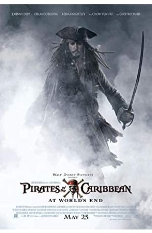 Pirates of the Caribbean: At World's End Christopher Boyes