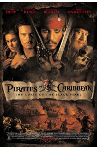 Pirates of the Caribbean: The Curse of the Black Pearl Johnny Depp