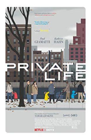 Private Life Tamara Jenkins