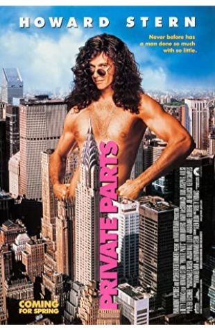 Private Parts Howard Stern