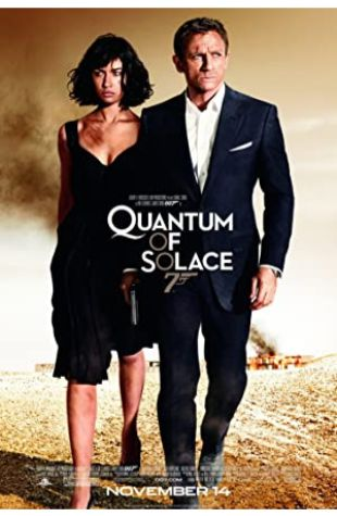 Quantum of Solace Jack White