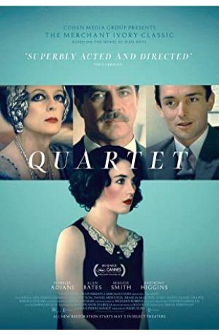 Quartet Isabelle Adjani