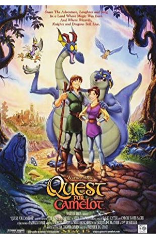 Quest for Camelot David Foster