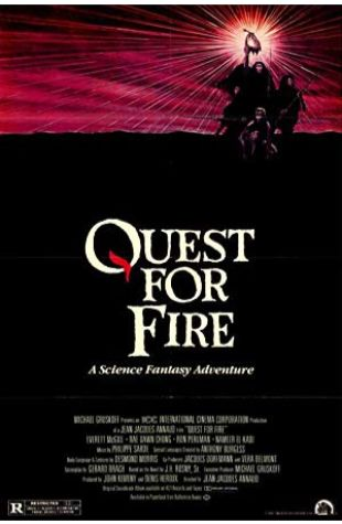 Quest for Fire Sarah Monzani