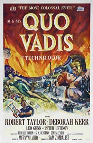 Quo Vadis Peter Ustinov