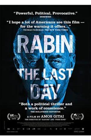 Rabin, the Last Day Amos Gitai