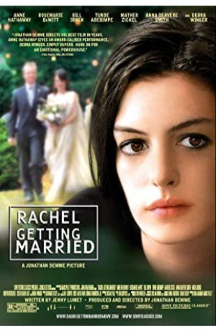 Rachel Getting Married Anne Hathaway