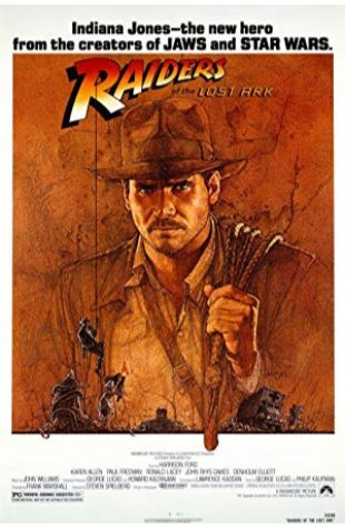 Raiders of the Lost Ark Michael Kahn