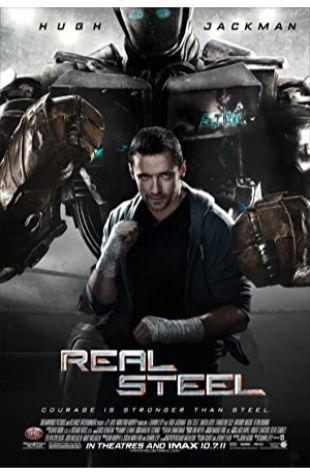 Real Steel Erik Nash