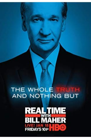 Real Time with Bill Maher Scott Carter