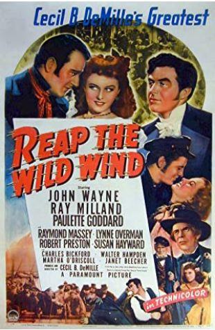 Reap the Wild Wind Farciot Edouart