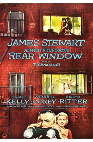 Rear Window Alfred Hitchcock