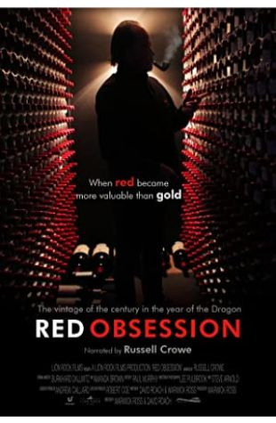 Red Obsession David Roach
