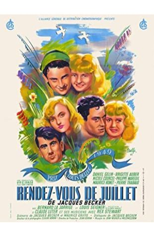 Rendezvous in July Jacques Becker