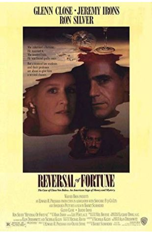 Reversal of Fortune Jeremy Irons