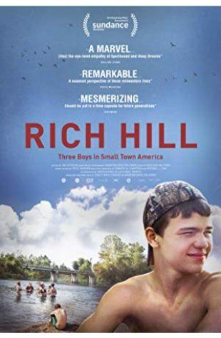 Rich Hill Tracy Droz Tragos