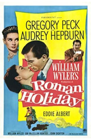 Roman Holiday Dalton Trumbo