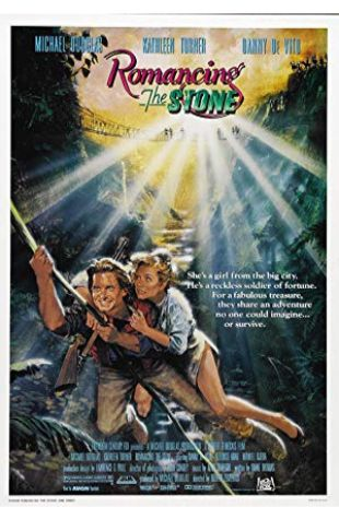 Romancing the Stone Kathleen Turner