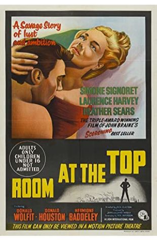 Room at the Top Simone Signoret