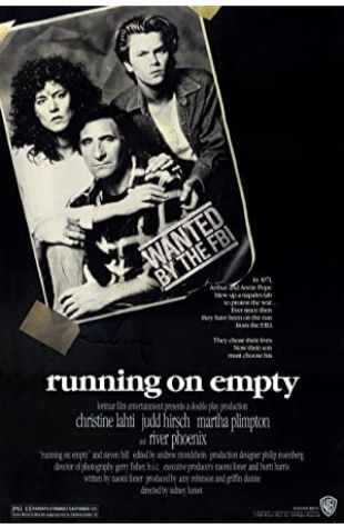 Running on Empty Christine Lahti