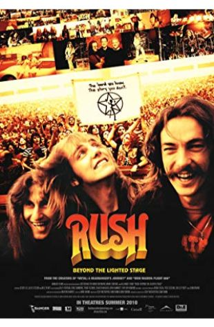 Rush: Beyond the Lighted Stage Scot McFadyen