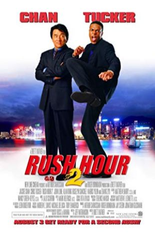 Rush Hour 2 Chris Tucker