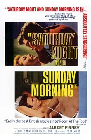 Saturday Night and Sunday Morning Albert Finney