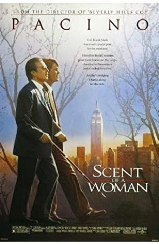 Scent of a Woman Bo Goldman