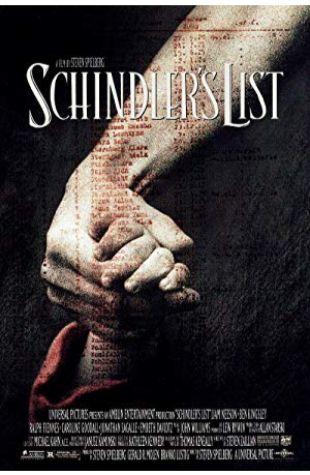 Schindler's List John Williams