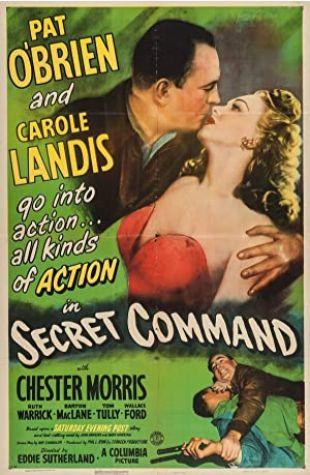 Secret Command David Allen