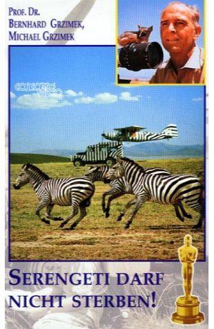 Serengeti Bernhard Grzimek