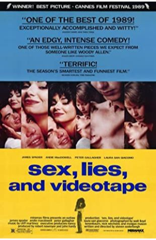 Sex, Lies, and Videotape James Spader