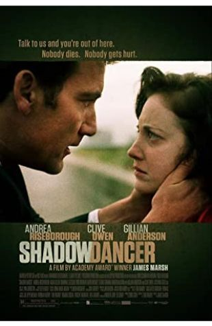 Shadow Dancer Andrea Riseborough