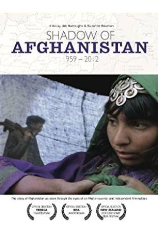 Shadow of Afghanistan Jim Burroughs