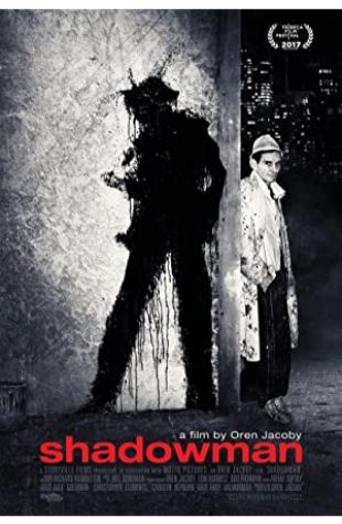 Shadowman Oren Jacoby