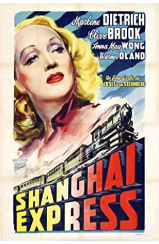 Shanghai Express Lee Garmes