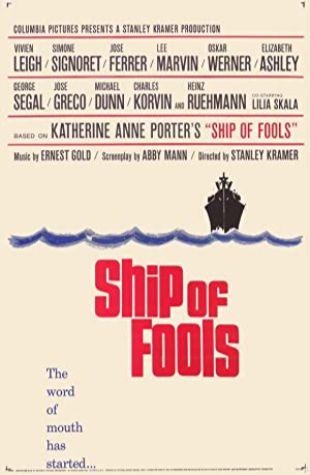 Ship of Fools Oskar Werner