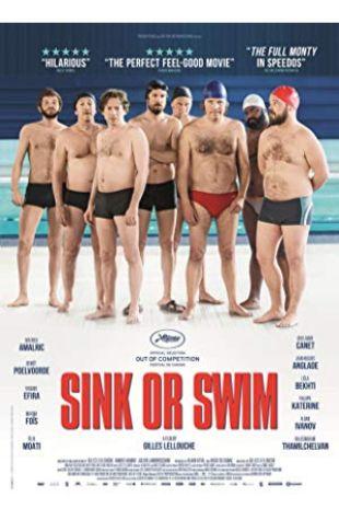 Sink or Swim Gilles Lellouche