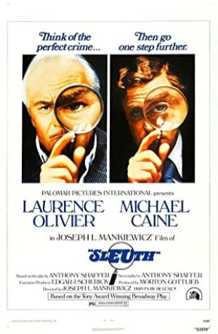 Sleuth Laurence Olivier