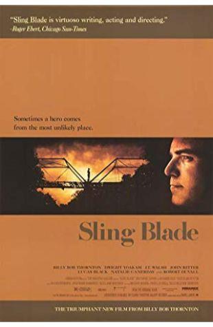 Sling Blade Billy Bob Thornton