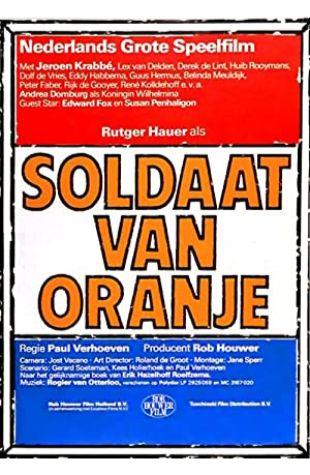 Soldier of Orange Paul Verhoeven