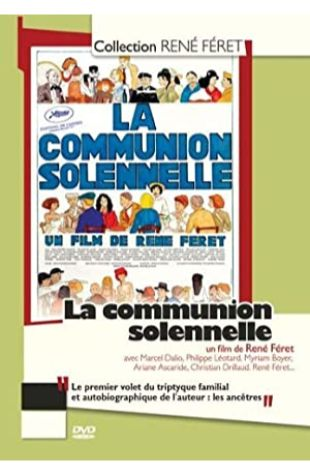 Solemn Communion René Féret