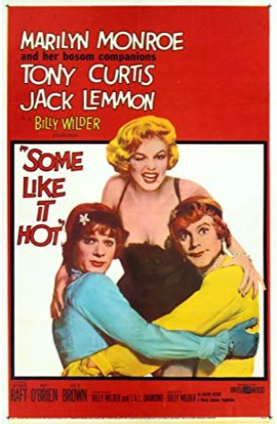 Some Like It Hot Marilyn Monroe