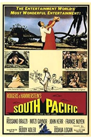 South Pacific Fred Hynes
