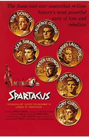 Spartacus Russell Metty