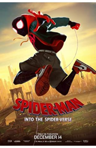 Spider-Man: Into the Spider-Verse Bob Persichetti