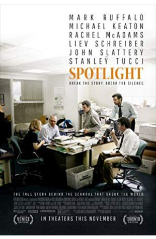 Spotlight Tom McCarthy