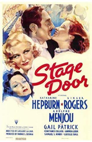Stage Door Katharine Hepburn
