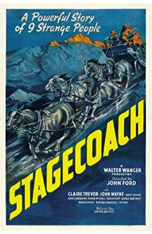 Stagecoach Thomas Mitchell